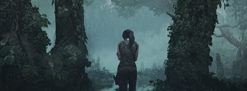 Shadow of the Tomb Raider Lara Croft cover