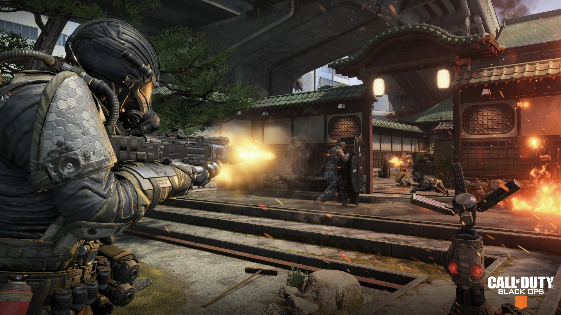 Call of Duty Black Ops 4 IIII screenshots slike