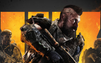 Call of Duty Black Ops 4 cover