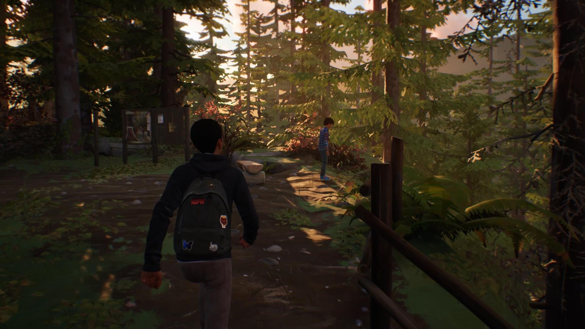 Life is Strange 2 Episode 1 Road