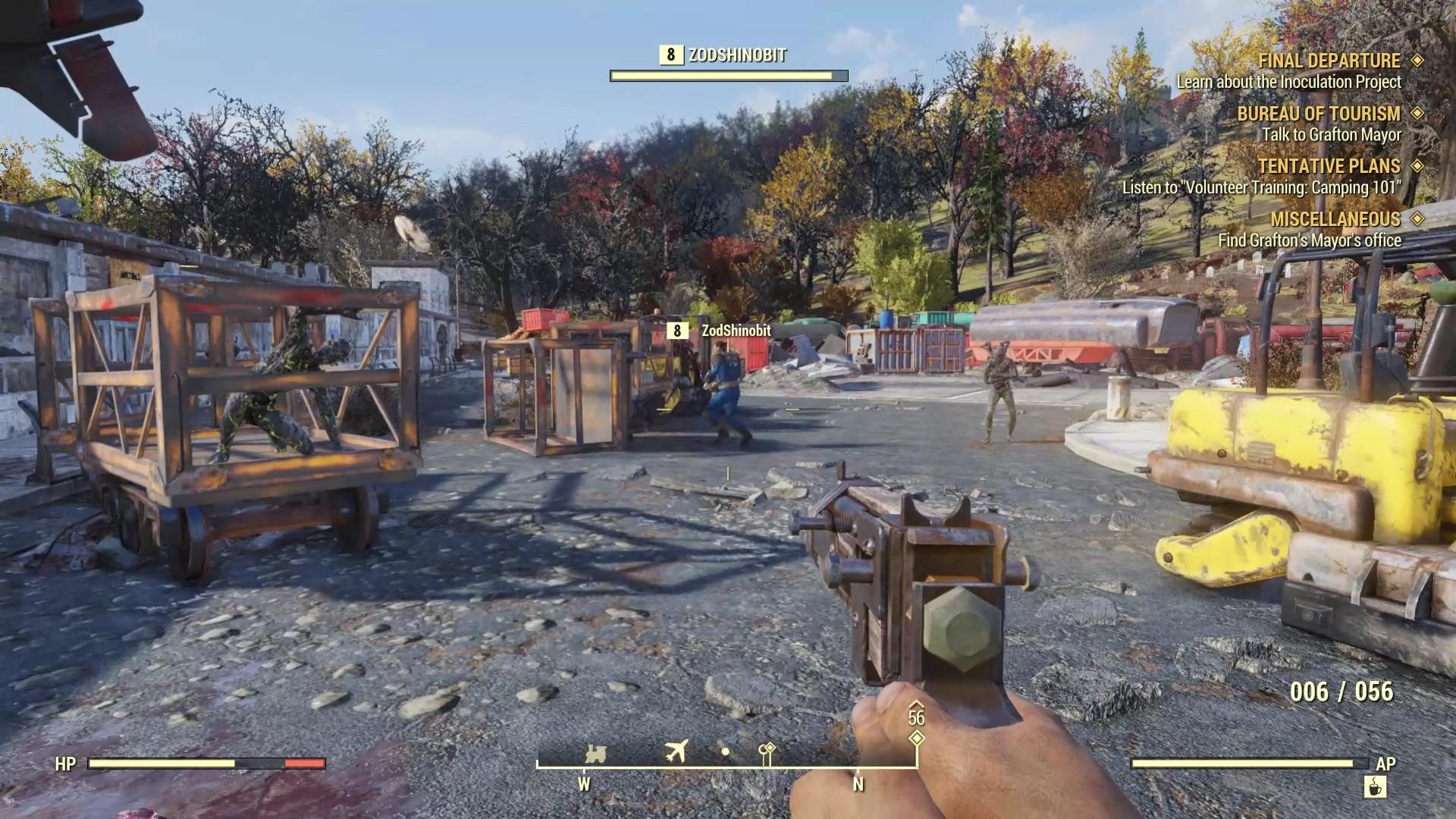Fallout 76 utisci iz beta testa