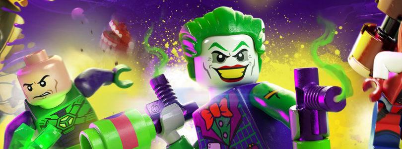 Lego DC Super-Villains cover review opis recenzija