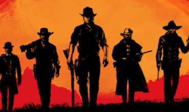 Red Dead Redemption 2 cover