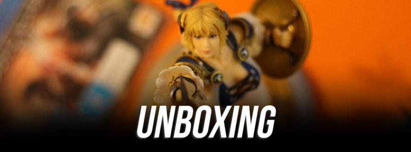 Sophitia figurine SoulCalibur 6 Unboxing