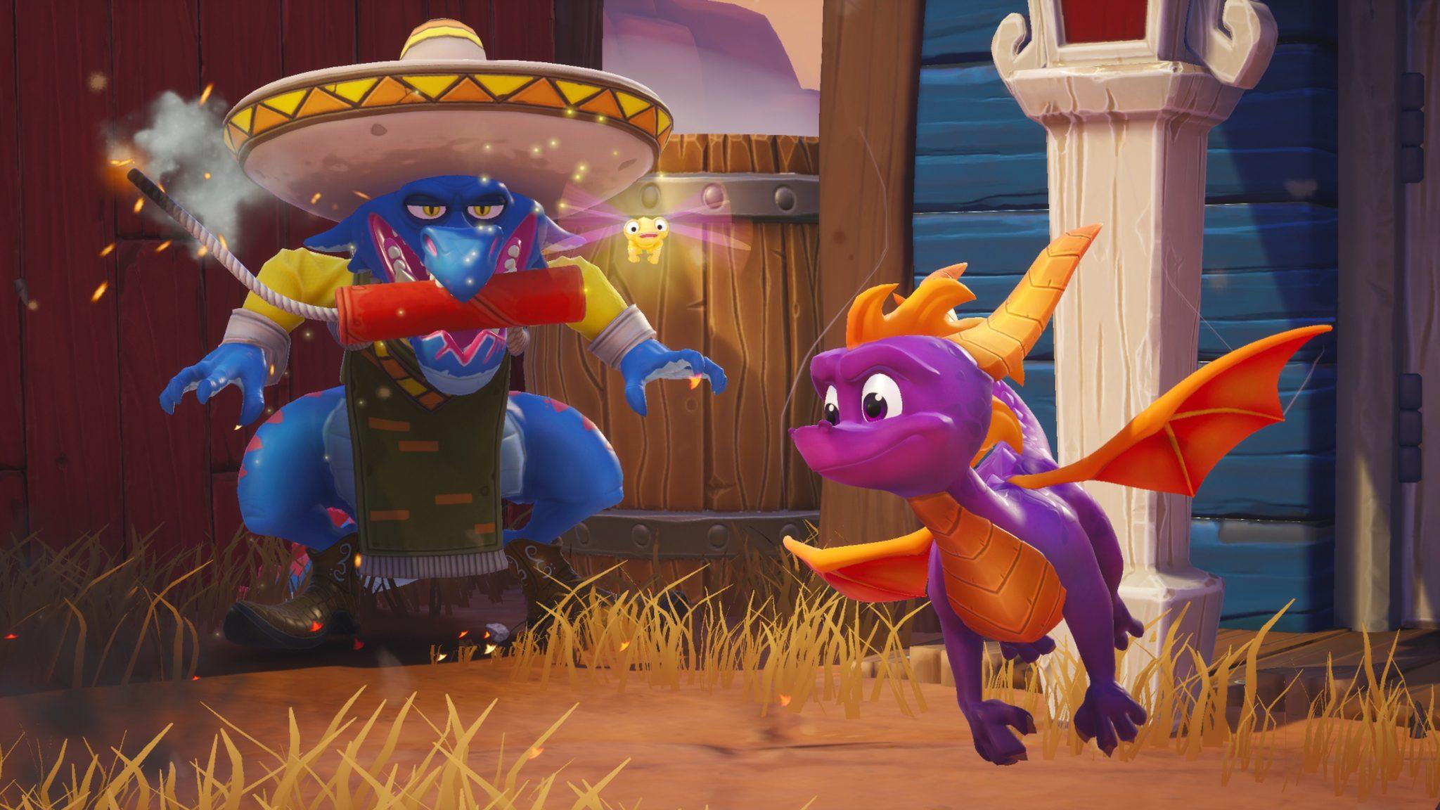 Spyro Reignited Trilogy Screenshots