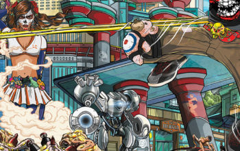 Sunset Overdrive cover review recenzija opis