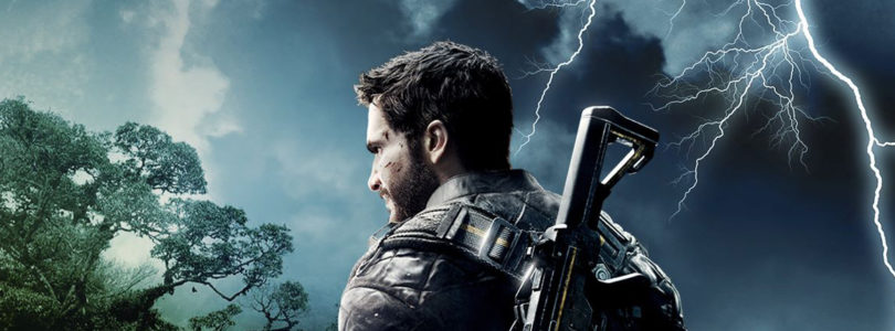 Just Cause 4 Review cover opis recenzija