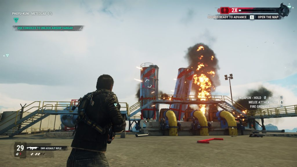 Just Cause 4 screenshot
