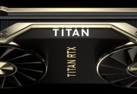 Monstrum: Predstavljen Titan RTX, košta 2500 dolara!