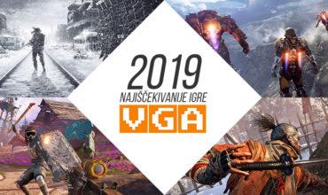VGA 2019 najiscekivanije igre