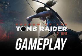 VGA Gameplay shadow of the tomb raider