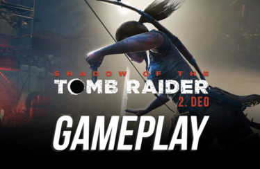 VGA Gameplay shadow of the tomb raider