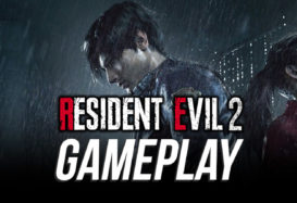 Resident Evil 2 Remake 1-Shot demo sajt