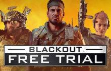 Call of Duty Black Ops 4 battle royale Blackout free trial počinje od 17. januara