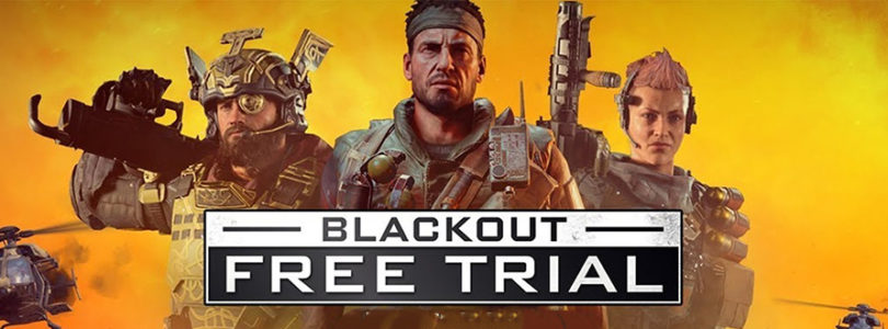 Call of Duty Black Ops 4 battle royale Blackout free trial počinje od 17. januara