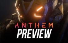 Igrali smo Anthem VIP demo preview