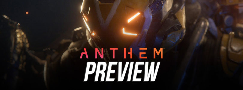 Igrali smo Anthem VIP demo preview