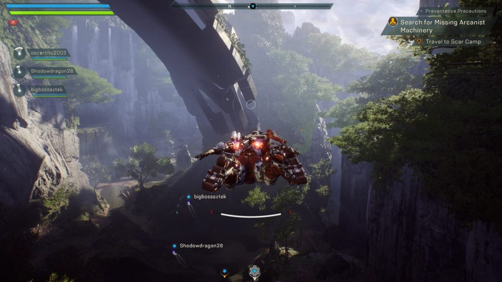 Anthem screenshots