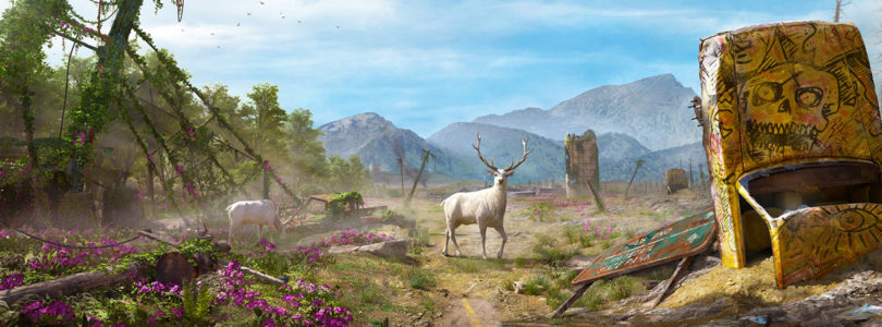 Far Cry New Dawn cover review opis recenzija