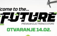 Future Premium Electronics Store: 1+1 gratis akcija u novoj prodavnici!