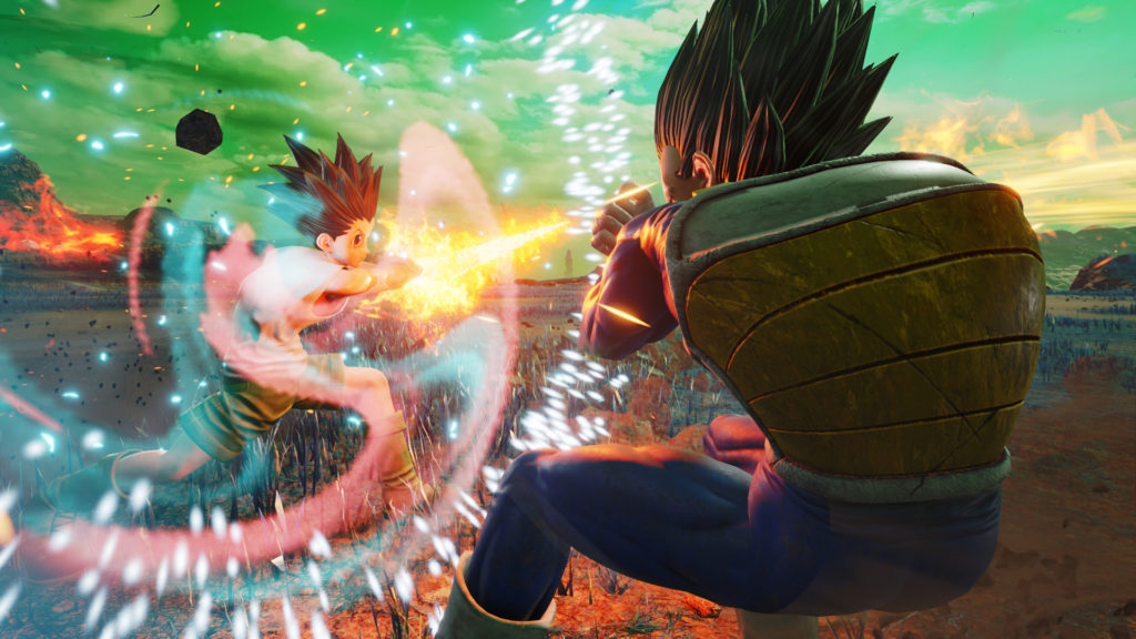 Jump Force screenshots