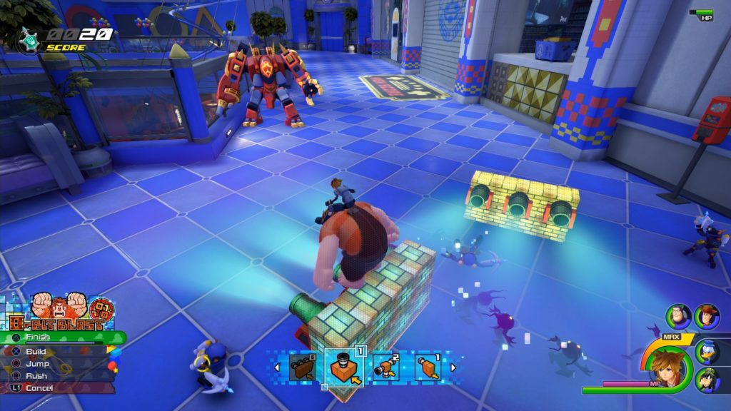 Kingdom Hearts 3 Screenshots Review Opis