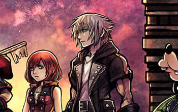 Kingdom Hearts 3 cover review opis recenzija