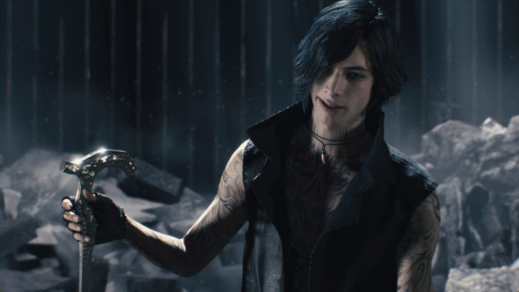 Devil May Cry 5 screenshots