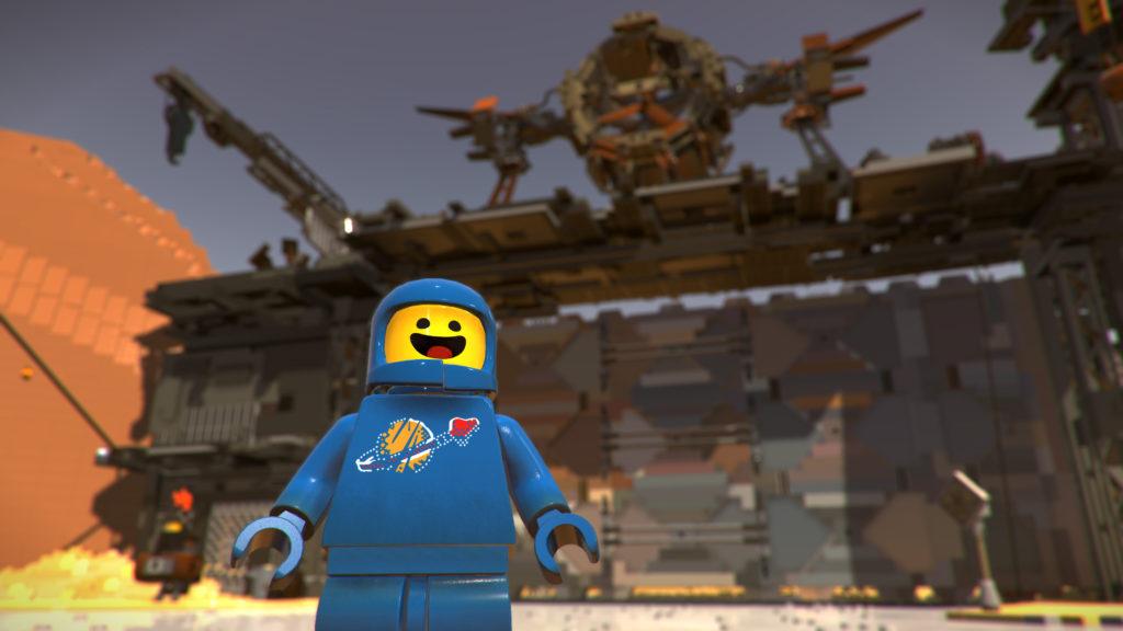 The Lego Movie 2 Videogame screenshots