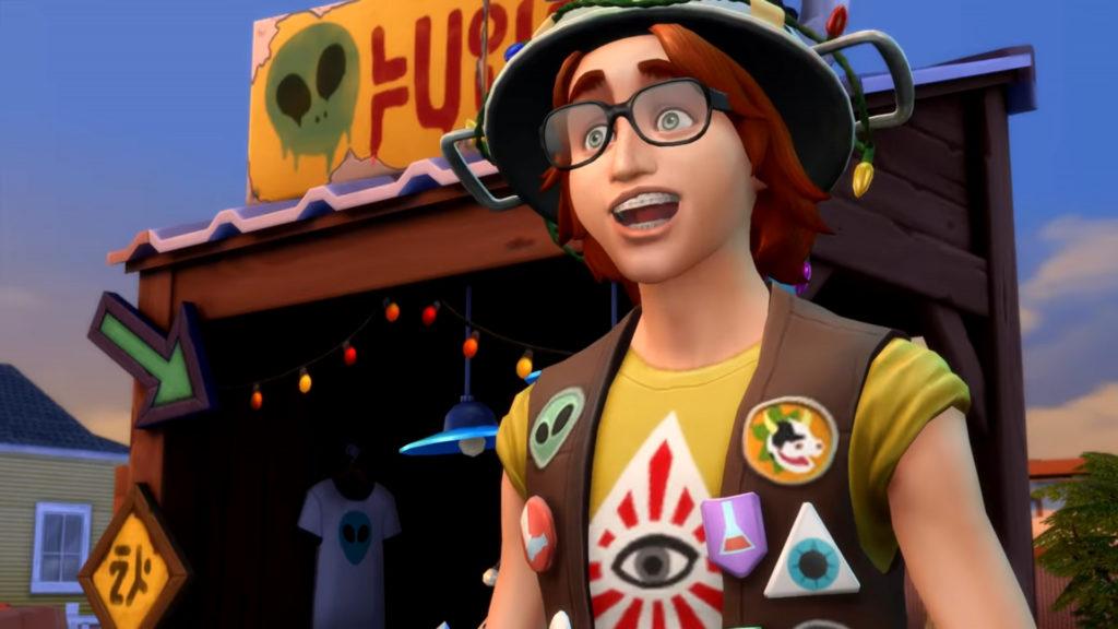The Sims 4 Strangervill na testu