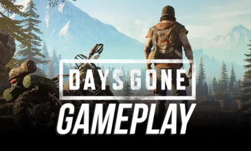 Days Gone Gameplay VGA VideoGame Arena Djixx