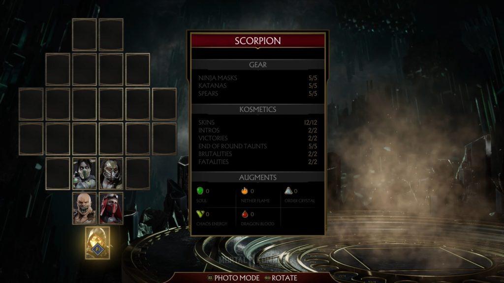Mortal Kombat 11 beta test screenshot first impressions 2