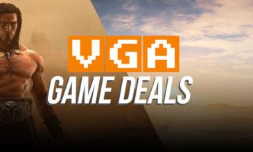 VGA Game Deals free games april 2019