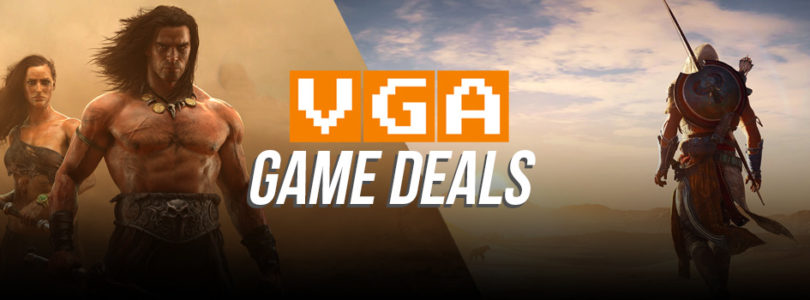 VGA Game Deals free games april 2019