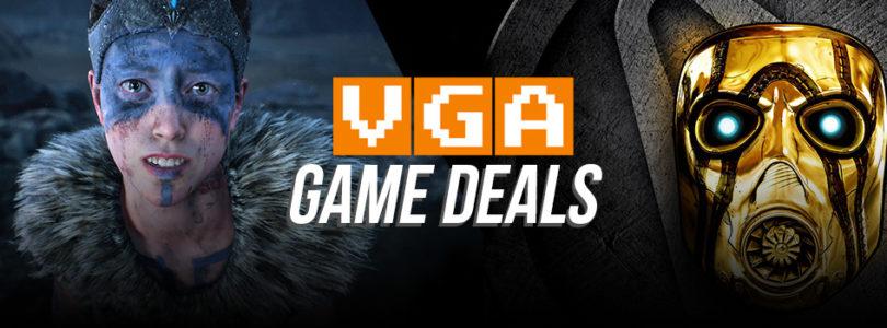 VGA Game Deals jun 2019