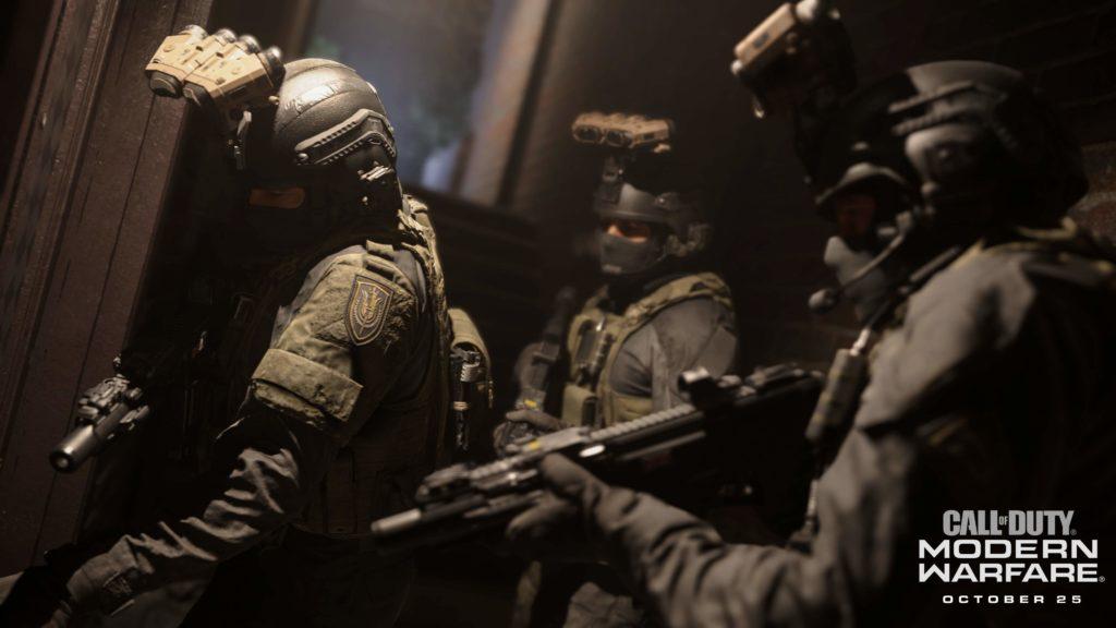 CoD Modern Warfare zvanično najavljen, izlazi u oktobru