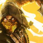 Mortal Kombat 11 cover review recenzija opis video igra Scorpion