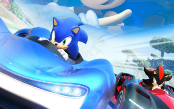 Team Sonic Racing cover review recenzija opis