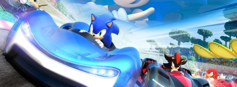 Team Sonic Racing cover review recenzija opis