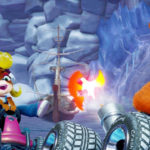 Crash Team Racing Nitro-Fueled cover review opis recenzija