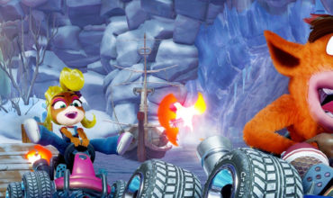 Crash Team Racing Nitro-Fueled cover review opis recenzija