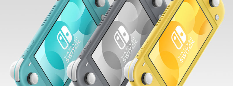 Predstavljen Nintendo Switch Lite - Nova