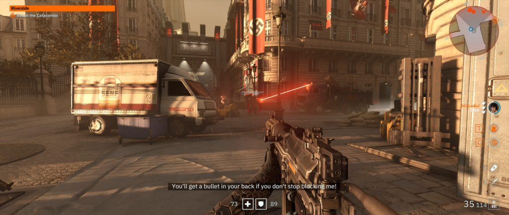 Wolfenstein Youngblood Screenshot