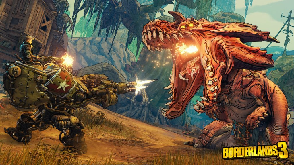 Borderlands 3 screenshots