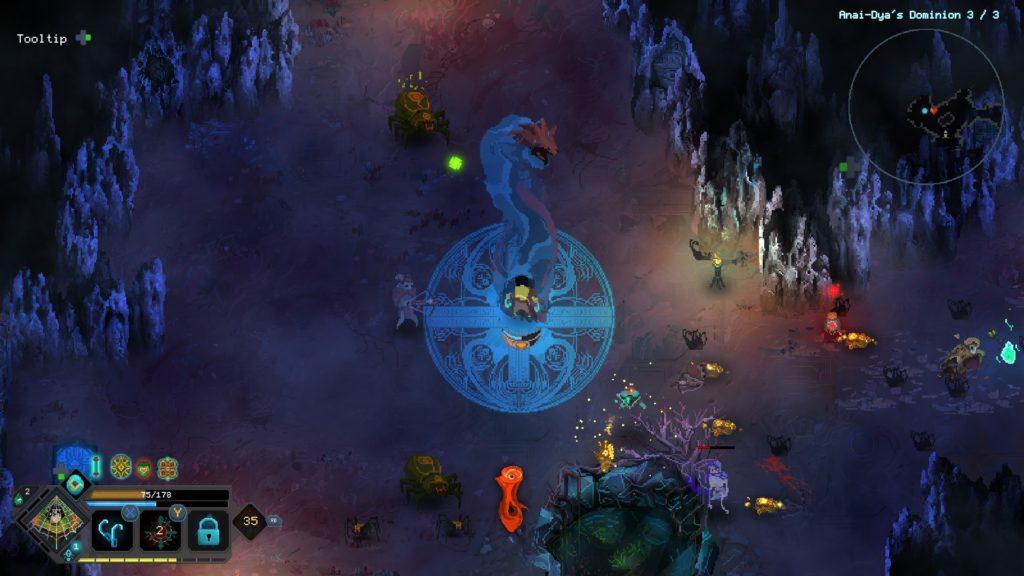 Children of Morta screenshots