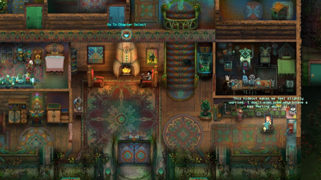 Children of Morta screenshots