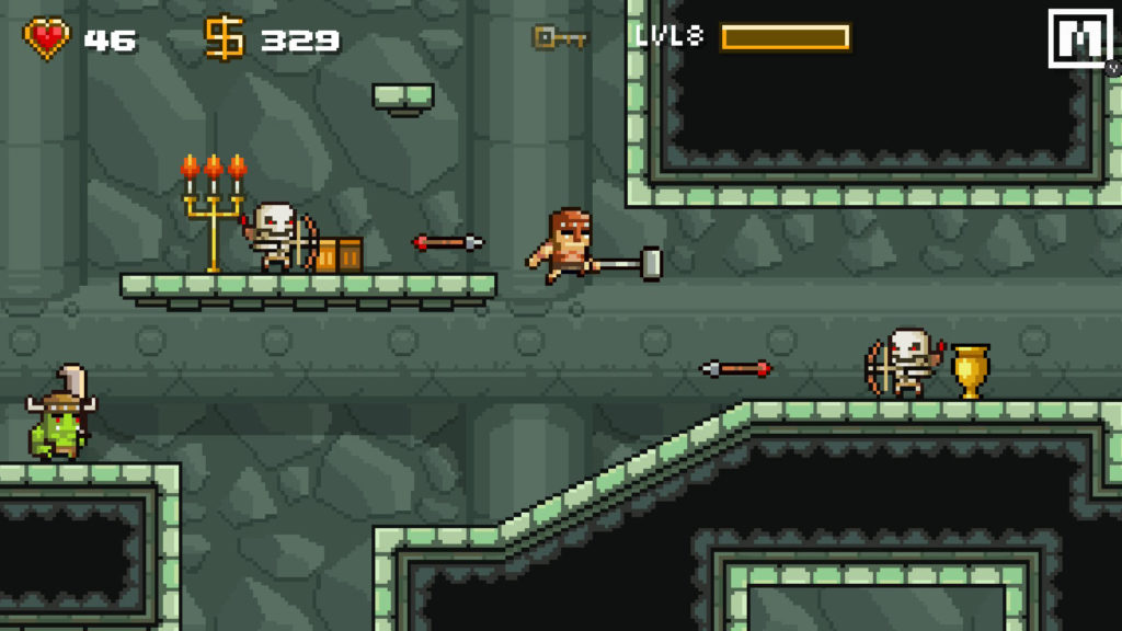 Devious Dungeon screenshot