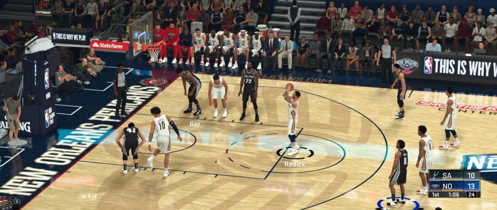 NBA 2K20 screenshots