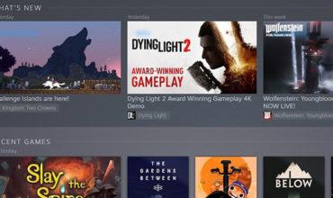Steam menja svoj izgled ovog meseca cover