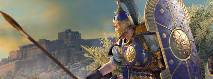 Total War Saga Troy stiže tokom 2020 godine